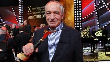 Актер Валентин Гафт отмечает 80-летний юбилей