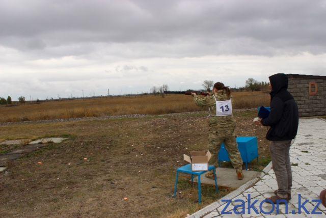 При активном участии казахстанской оружейной ассоциации «Корамсак» принят стандарт государственной услуги по