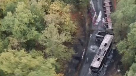 Названа предварительная причина смертельной трагедии , вкоторой погибли 49 человек