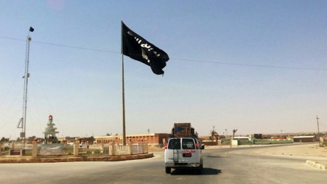 Новое видео ИГИЛ: террористы угрожают подорвать Белый дом
