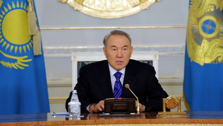 Сегодня Нурсултан Назарбаев обратится к народу с очередным Посланием