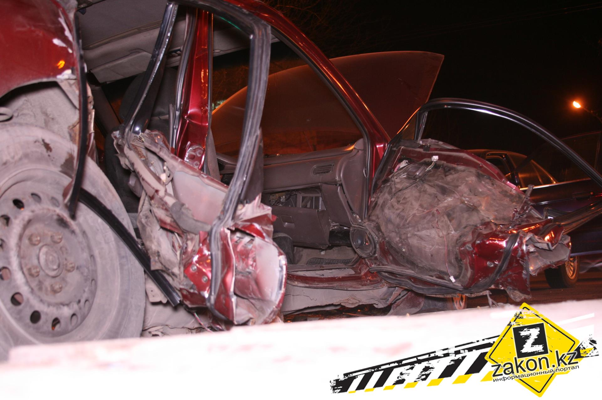 Свадьбы попавшие в аварию