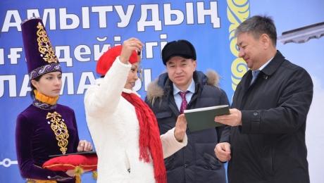 Более 900 квартир получили жители Актау, Актобе, Кызылорды, Талдыкоргана по ...