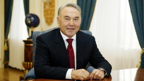 Назарбаев стал «Человеком года-2015» в России