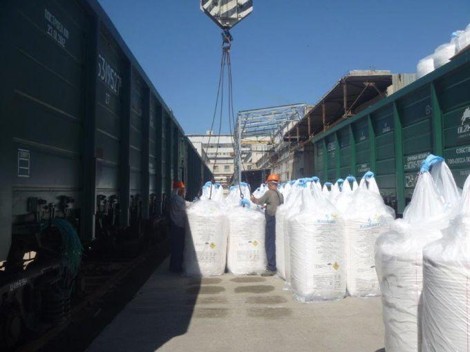 БРК: Казахстан расширит рынок сбыта своих азотных удобрений после модернизации завода в Актау