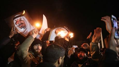 Несколько арабских стран разорвали отношения сИраном