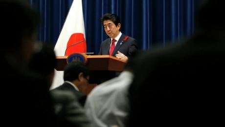 Японский политик ожидает, что мирный договор заключат при Путине иАбэ