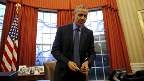 Обама не будет поддерживать кандидатов на праймериз демократов