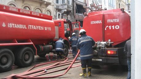 ВСтамбуле произошел взрыв