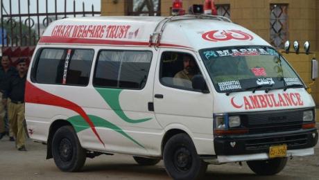 ВПакистане в итоге взрыва погибли 15 человек