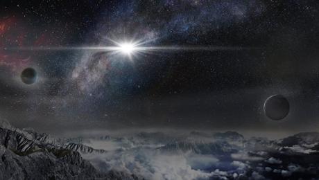 Астрономы обнаружили самую яркую звезду завсю историю наблюдений