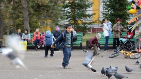 Численность населения Казахстана в январе превысила 17,67 млн человек
