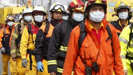 Число погибших выросло до 47— Землетрясение наТайване