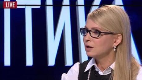 Тимошенко: украинских депутатов подкупили— $1 млн заотзыв голоса против Яценюка