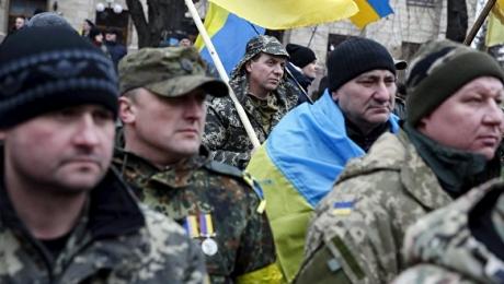 Активисты покинули отель «Казацкий» вцентре столицы Украины