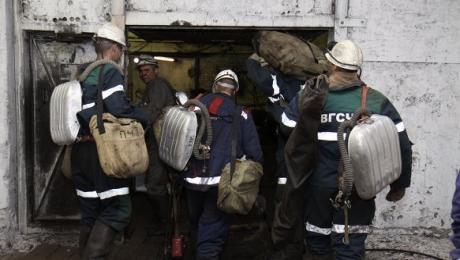 В Воркуте 40 горняков эвакуировали после горного удара на шахте