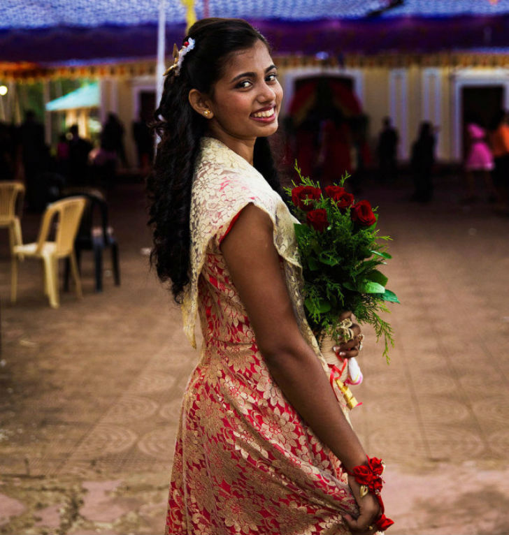 знакомство индийские девушки