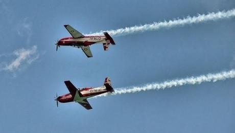 Внебе над Аргентиной при столкновении самолетов погибли 3 человека