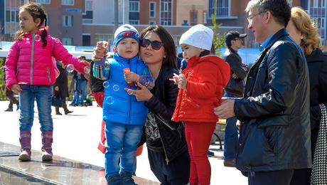 Казахстан остался на 54 месте в рейтинге самых счастливых стран