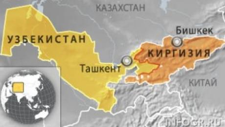 Бишкек потребовал отУзбекистана немедленно снять блокпосты награнице