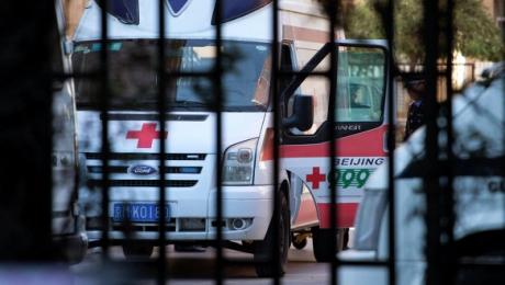 На шоссе в Китае взорвалась автоцистерна с бензином, погибли двое