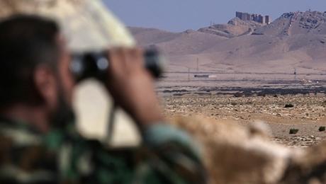 Сирийская армия вытеснила боевиков изисторической цитадели Пальмиры