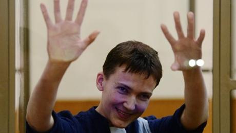 Юрист напомнил, что Савченко уже 2-ой день держит сухую голодовку