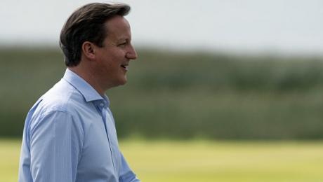 Кэмерон: оффшор отца был создан недля ухода отналогов
