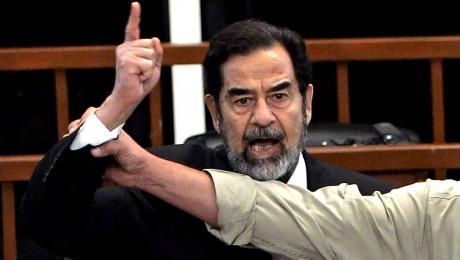 Иракский дворец Саддама Хусейна превратят вмузей