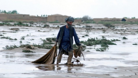 В итоге паводка вАфганистане умер неменее 31 человек