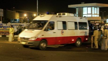 Сверепый пожар вКаире: пострадали 79 человек