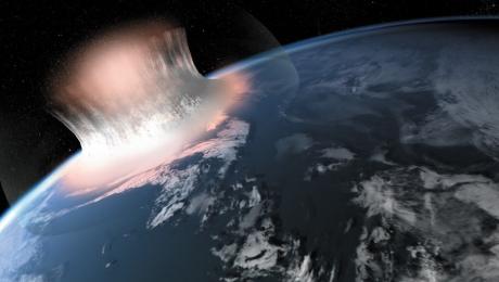 Ученые определили дату падения гигантского астероида надревнейшую Землю