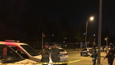 ВТурции при взрыве погибли шестеро военных