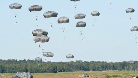 Грузия неприехала научения НАТО из-за ветрянки