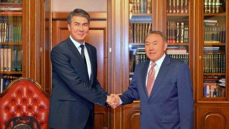 Назарбаев об акиме Астаны: Для меня небезразлично, кто будет возглавлять эт ...