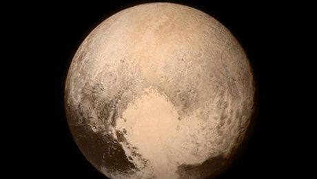 Под поверхностью Плутона может существовать древний океан— ученые