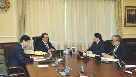 К.Масимов поручил защитить население Казахстана от сибирской язвы