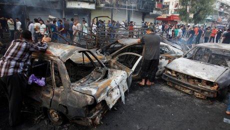 Число погибших теракта вБагдаде возросло до 200 человек