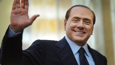 Берлускони выписан из клиники иотправился долечиваться насвою виллу под Миланом