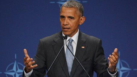 США и EC едины ввопросе сохранения санкций против Российской Федерации - Обама