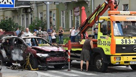 «Сливших» видео издела Шеремета уволят изорганов— генеральный прокурор Украины