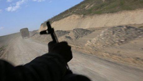 Вооруженные силы Азербайджана продолжают нарушать режим предотвращения огня