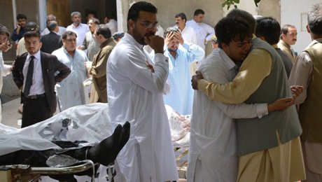 В итоге взрыва в клинике пакистанского города Кветта стали 93 человека