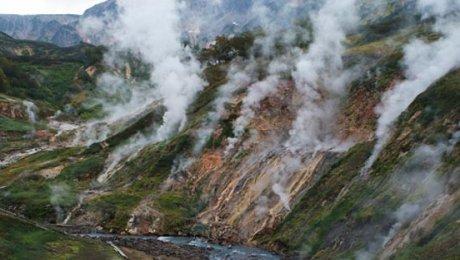 НаКамчатке неменее 70 туристов немогут покинуть Долину гейзеров из-за непогоды