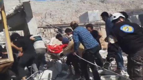 В итоге авиаудара погоспиталю вСирии погибли 13 человек