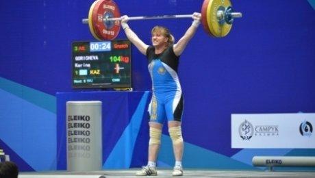 Тяжелоатлетка Карина Горичева завоевала «бронзу» наРио