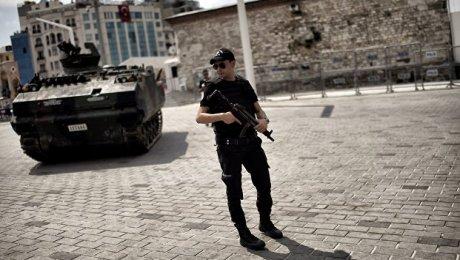 5 турецких военных погибли, восемь пострадали при нападении курдов наюго-востоке Турции