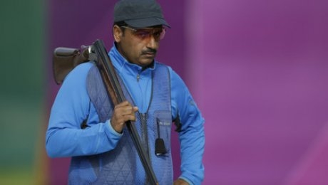 Кувейтянин Альдихани— олимпийский чемпион вдабл-трапе