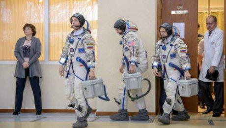 Всоставе экипажа МКС останется всего два русских космонавта