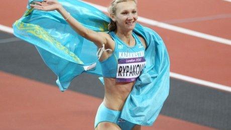 Колумбийская легкоатлетка Катрин Ибаргуэн выиграла золото Олимпиады втройном прыжке